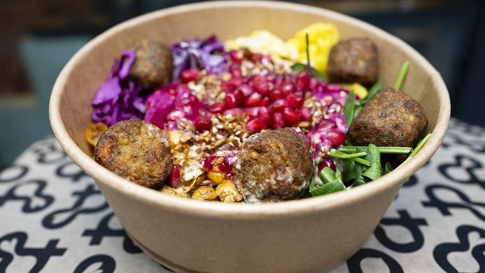Beets & Roots, Lieferando.de, veganes Essen bestellen