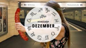 Dezember-Horoskop Mit Vergnügen