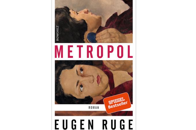 Buchcover Eugen Ruge Metropol