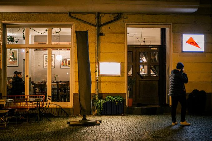 Futura Pizzeria, Bänschstraße Friedrichshain