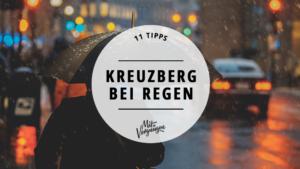 Kreuzberg bei Regen, Guide, schlechtes Wetter