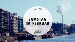 Samstag im Februar, Wochenende in Berlin, Tipps, Mit Vergnügen