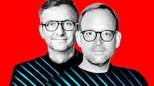 Christoph Amend, Jochen Wegner, Heute in 5 Jahren – der Zukunftspdcast, Mit Vergnügen