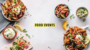 Food Events März 1 Titelbild