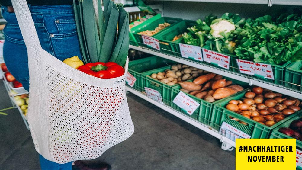 Gemüse, Original und Unverpackt, öko,