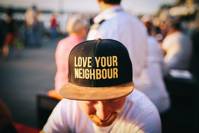 ehrenamtlich Nachbarschaft