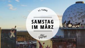 Samstag im März, Teufelsberg