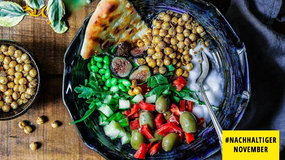 vegane rezepte, Nachhaltig essen, kochen