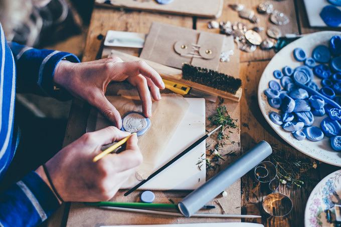 Basteln Keramik Hobby