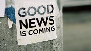 Good News gute Nachrichten Angstfreie News