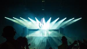 Konzert, Livestream, Bühne
