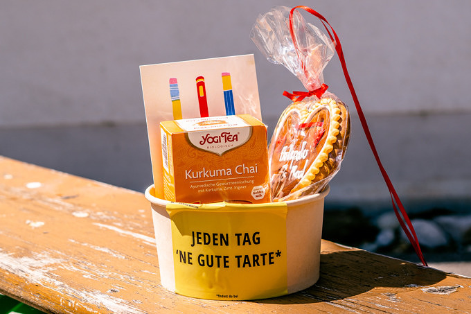Schüssel Verpackung Take Away Upcycling Recycling