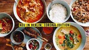 Titelbild von Neu in Berlin: Corona-Edition