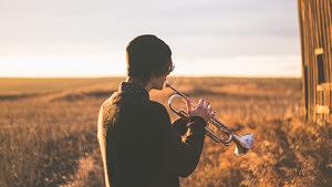 Musik Trompete Picknick