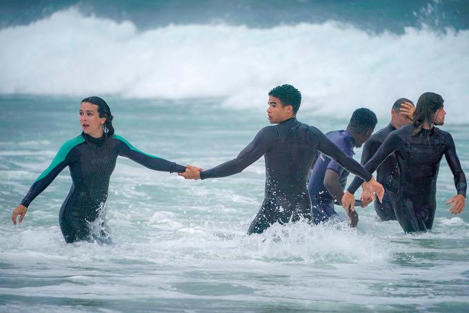 The Last Wave, ZDFneo, Serie