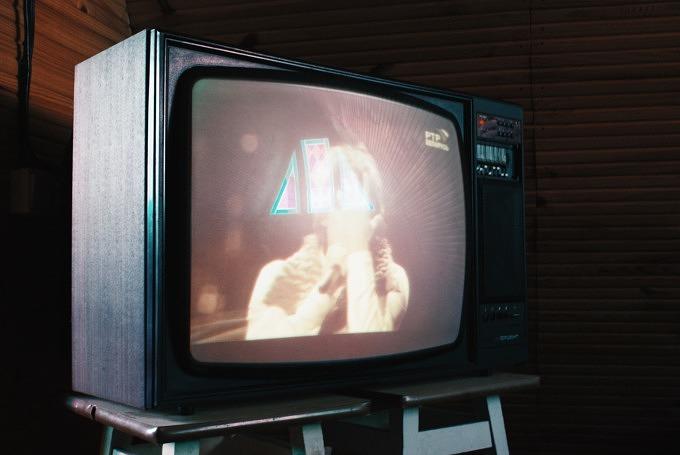 Fernseher 90er