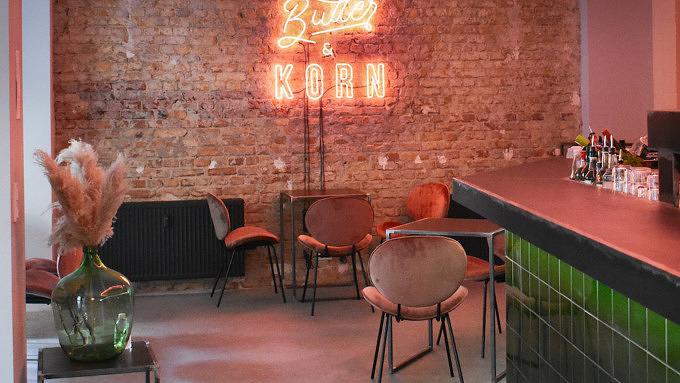 Foto aus der Butter & Korn Bar in Neukölln