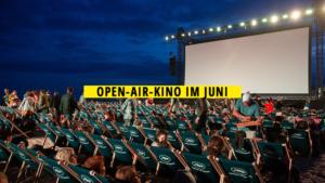 Open-Air-Kino, Freiluftkino, Berlin, Kino. Filme, Sommer