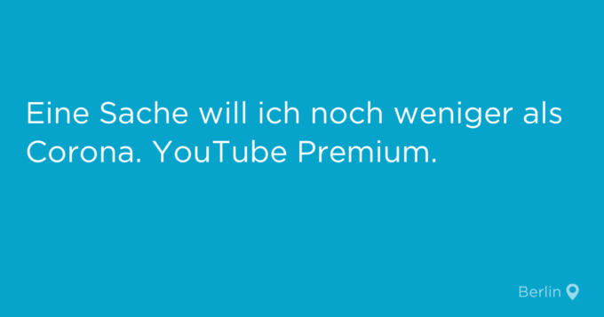 YouTube-Premium und Bananen-DNA: Die Jodel der Woche