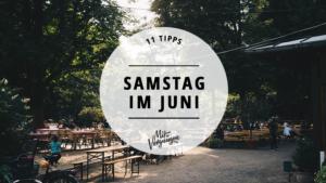 Samstag im Juni, Samstag, Juni, Wochenende, Berlin