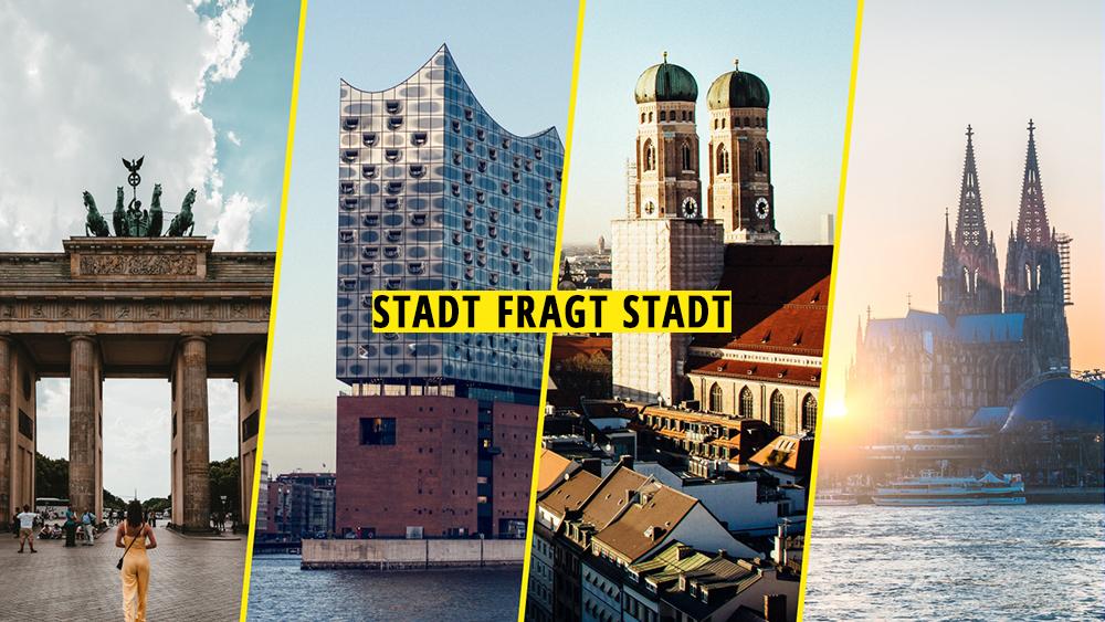 Stadt fragt Stadt #3: Hamburg, seid ihr wirklich alle so unterkühlt?