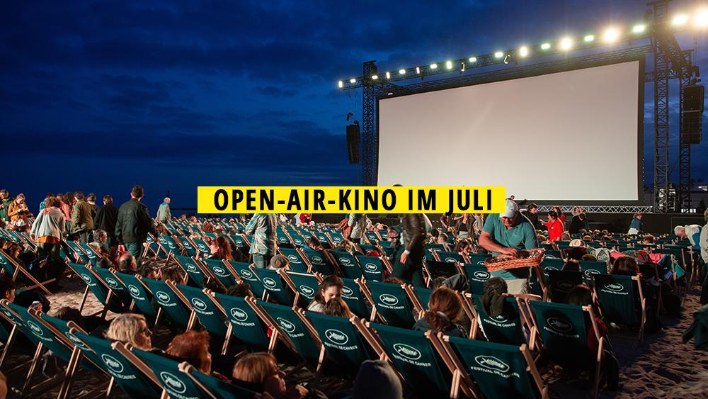 11 Filme, die ihr im Juli im Freiluftkino in Berlin schauen könnt