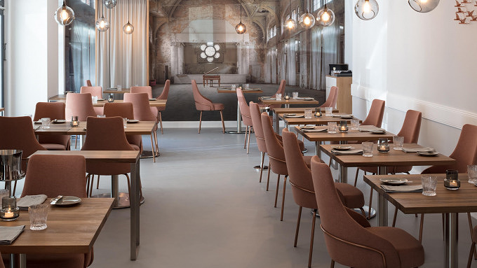 Restaurant Aufwind in Charlottenburg