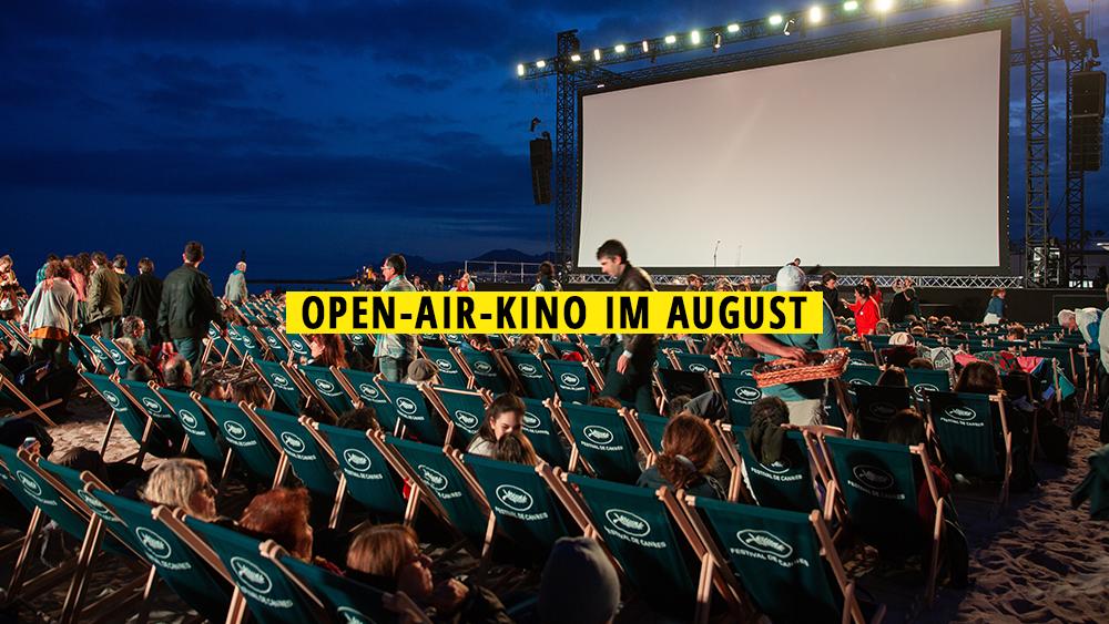 11 Filme, die ihr im August im Freiluftkino in Berlin schauen könnt