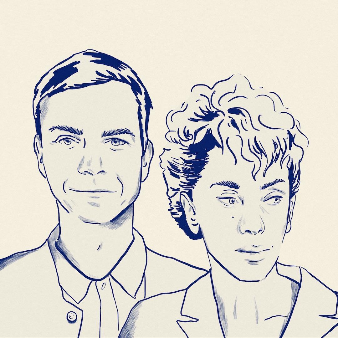Sibylle Berg & Matze Hielscher starten einen eigenen Podcast – willkommen in der WG Wesensfremd!