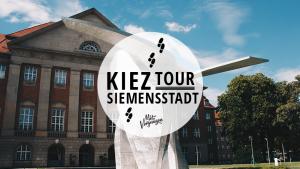 Siemens Verwaltungsgebäude, Firmensitz Siemens, Siemensstadt,