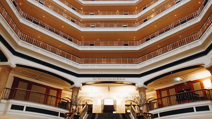 Westin Grand Hotel Unorthodox Drehorte
