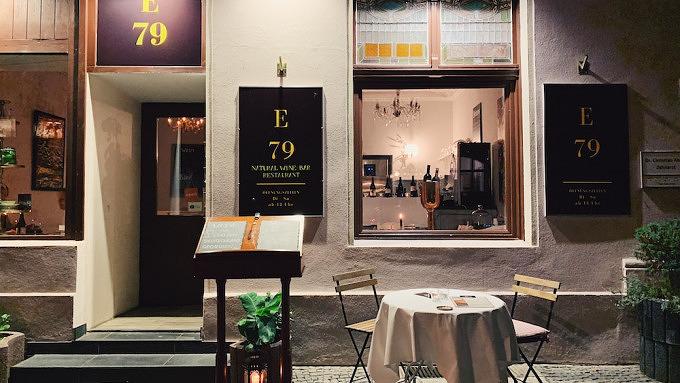 E79 Weinbar und Restaurant in Schöneberg