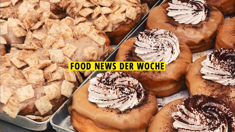 Titelbild Food News der Woche September 2020