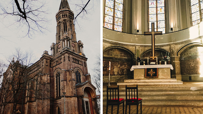 Zionskirche-Unorthodox-Drehorte