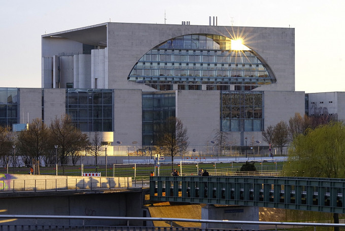 Kanzleramt Berlin