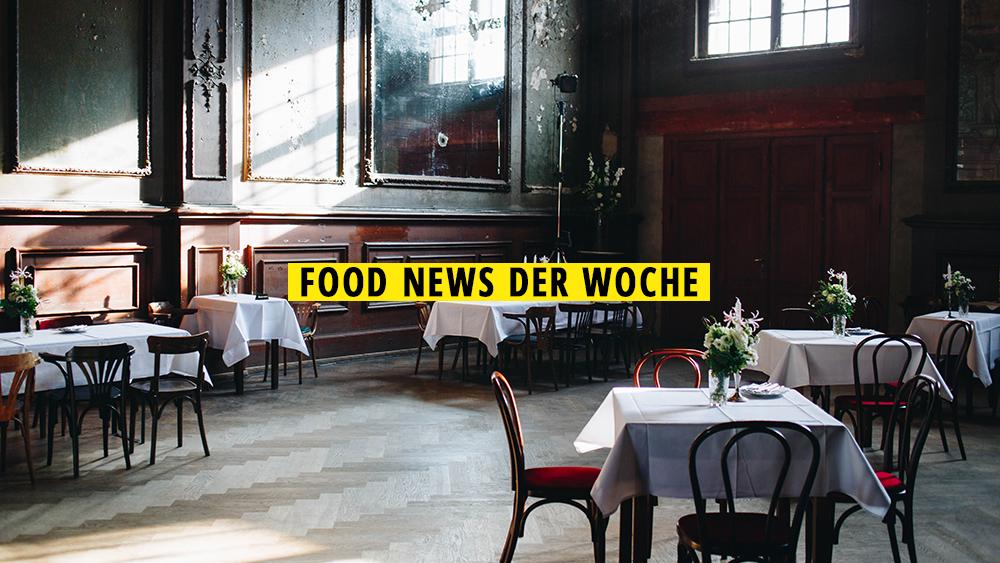 Persisches Frühstück, gruselige Donuts und Gänseessen – Das sind die Food News der Woche