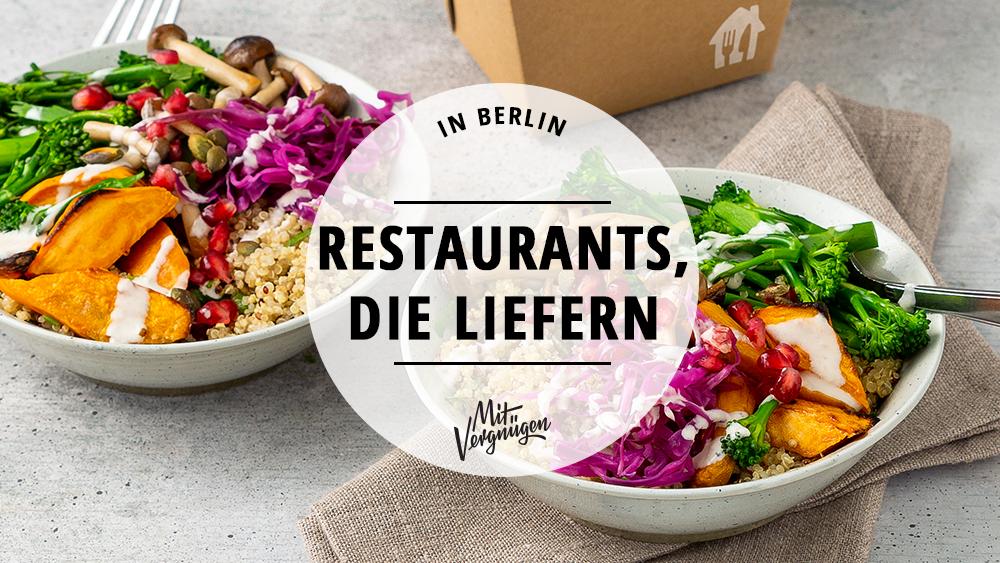 Ihr habt gewählt: Eure 11 liebsten Restaurants zum Bestellen auf Lieferando.de