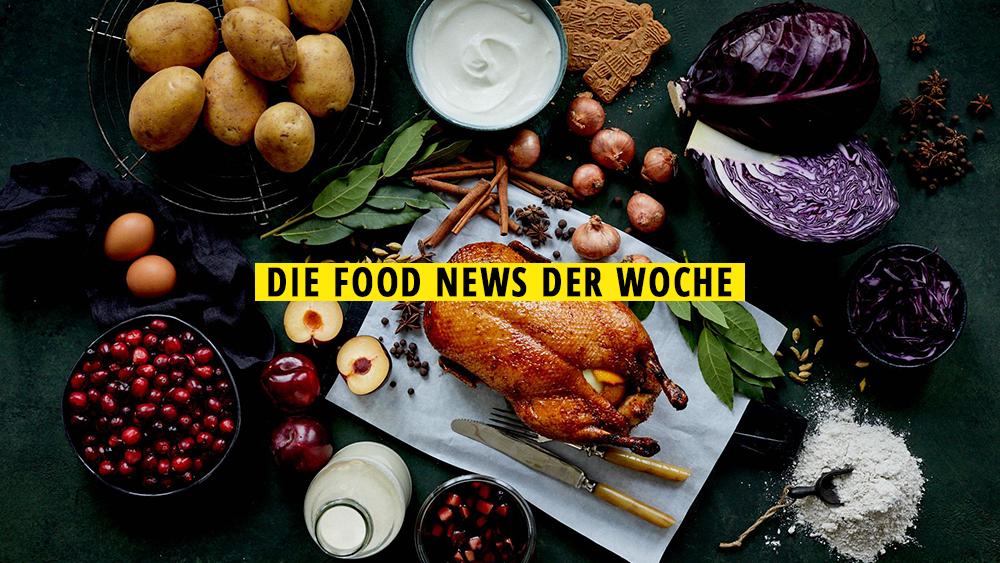 Ein Kochbuch für alle, Weihnachtsdinner und mehr – Das sind die Food News der Woche