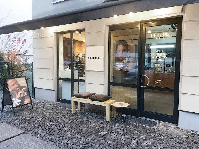 HERBLIZ, CBS Store, Berlin, Schwedter Straße
