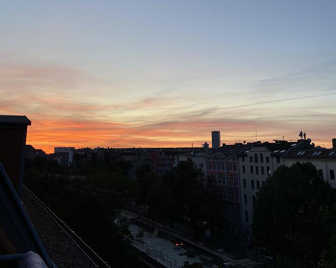sonnenaufgang kreuzberg