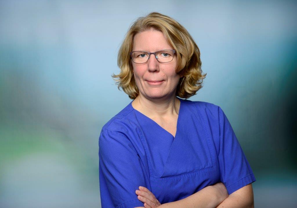 Wie ist es gerade auf der Intensivstation? – Intensivschwester Karin Deus im Hotel Matze