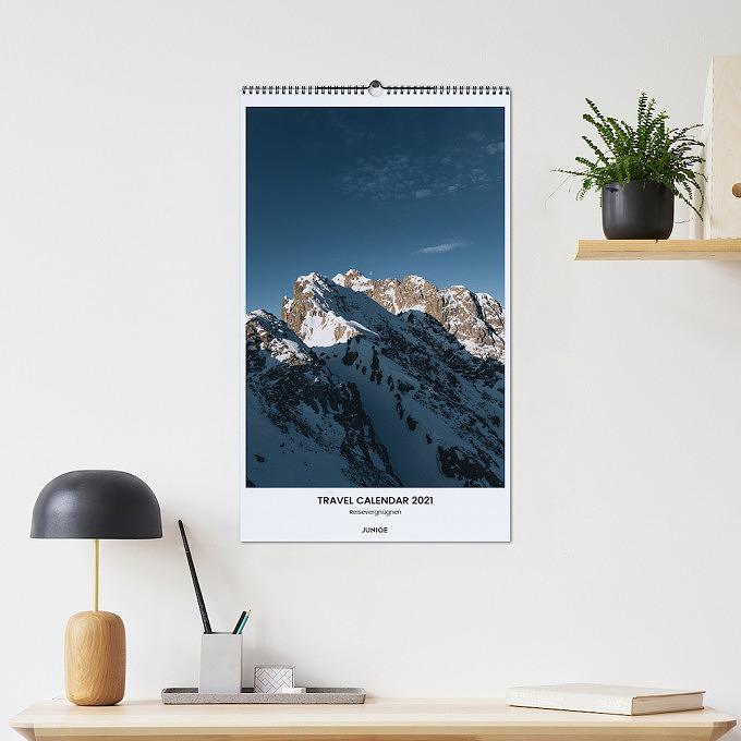 Travel Kalender, Reisevergnügen
