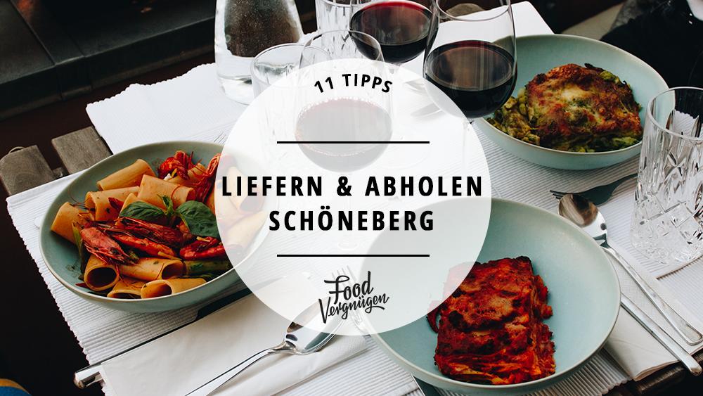 11 Cafés und Restaurants in Schöneberg, die Lieferservice oder Take Away anbieten