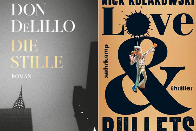 Don DeLIllo, Die Stille, Nick Kolakowski, Love and Bullets, Thriller