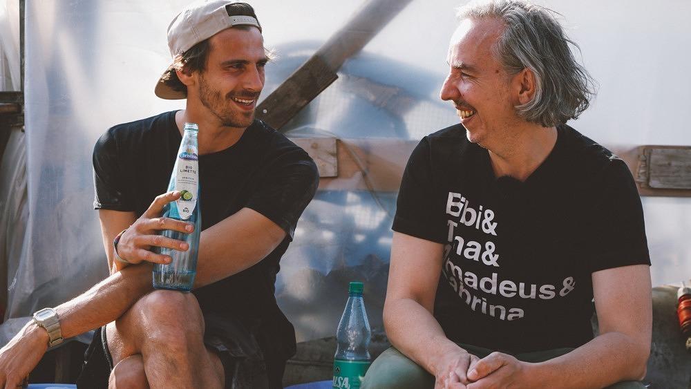 Das Hausboot, Fynn Kliemann, Olli Schulz, Serie, Netflix