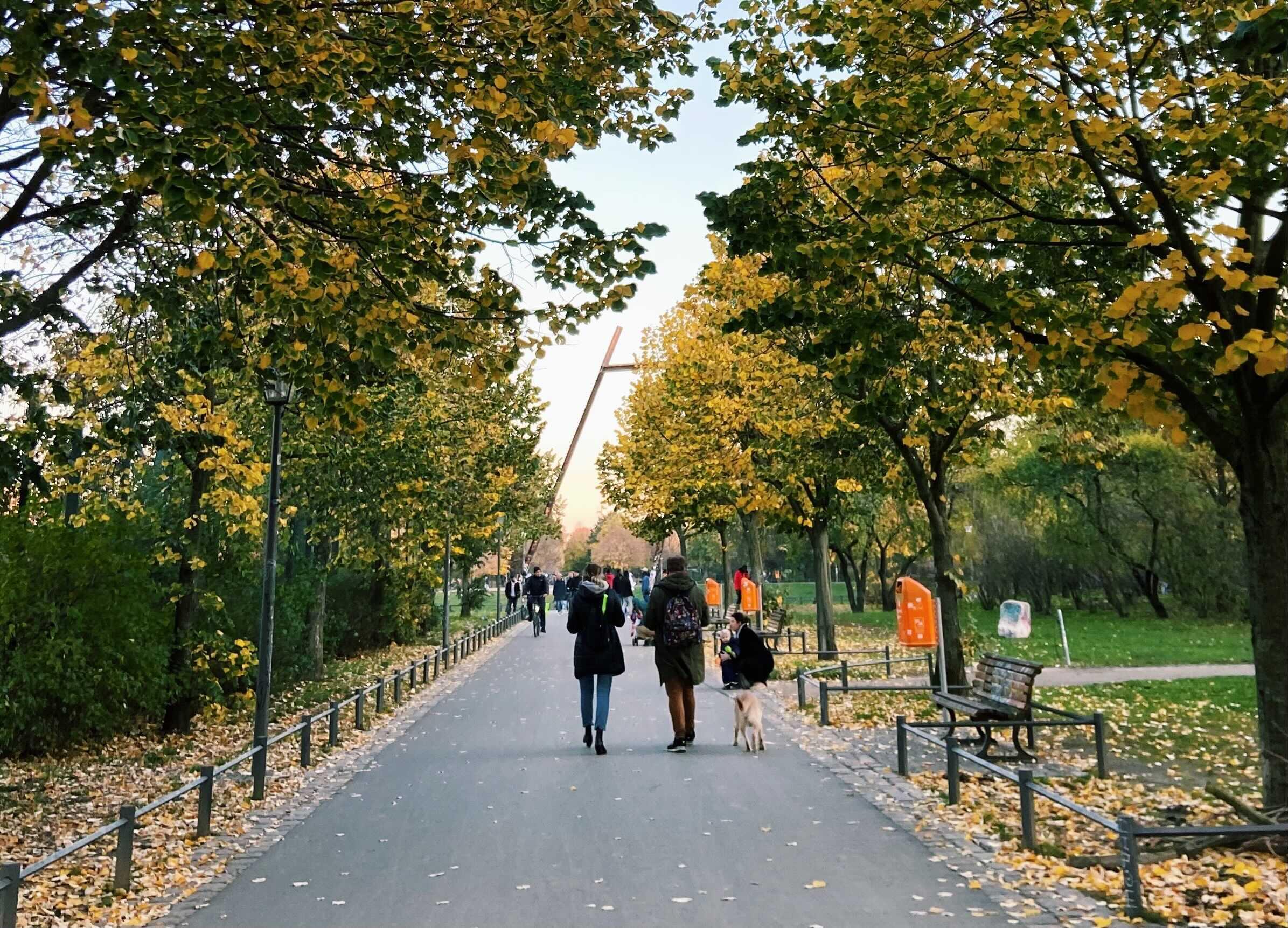 11 Typen, die euch in Berlin beim Spaziergang begegnen