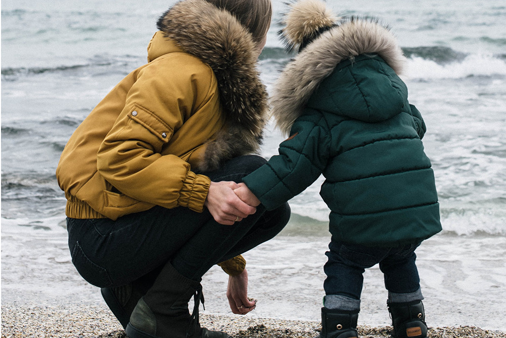Wie erklären wir unserem Kind die Trennung?   Mit