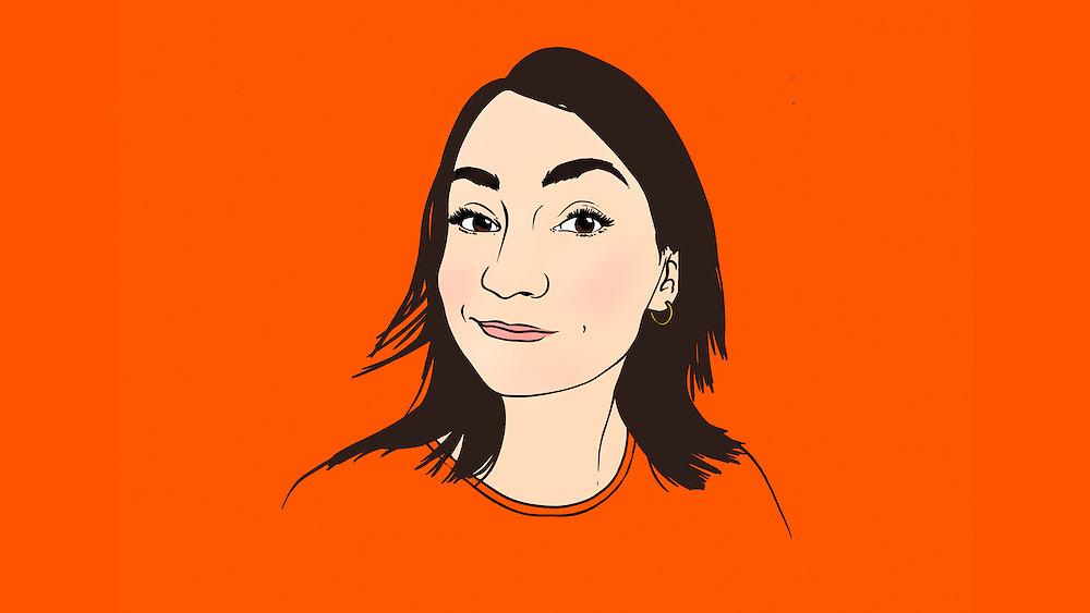 Kristina Vogel, Kleine Fragen, Podcast