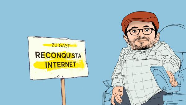 Reconquista Internert, Raul Krauthausen, Podcast, Wie kann ich was bewegen?