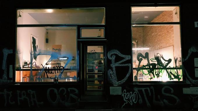 Berlin, Mitte, Torstraße, Standard, Pizza, Restaurant von außen